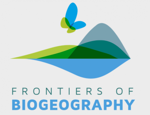 Frontiers of Biogeography – Pre-prints of Articles now available online…