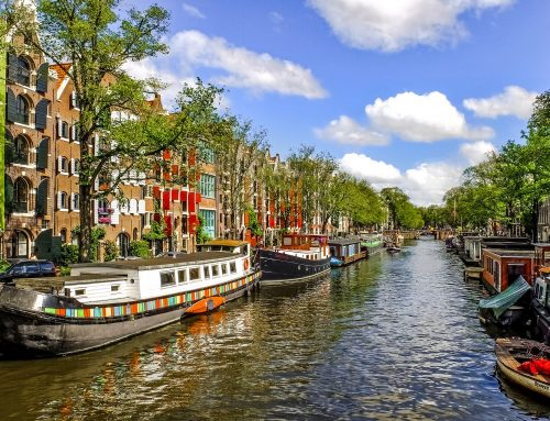 NEW!! Early Career Conference in Amsterdam – April 2020